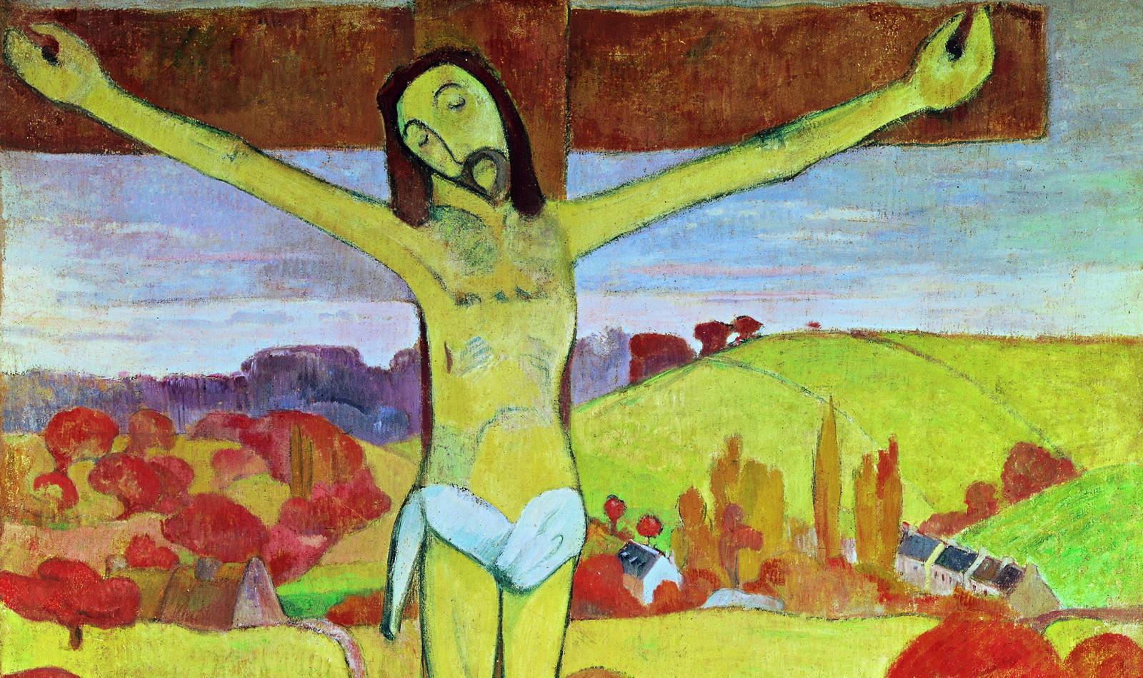 Cristo giallo Gauguin