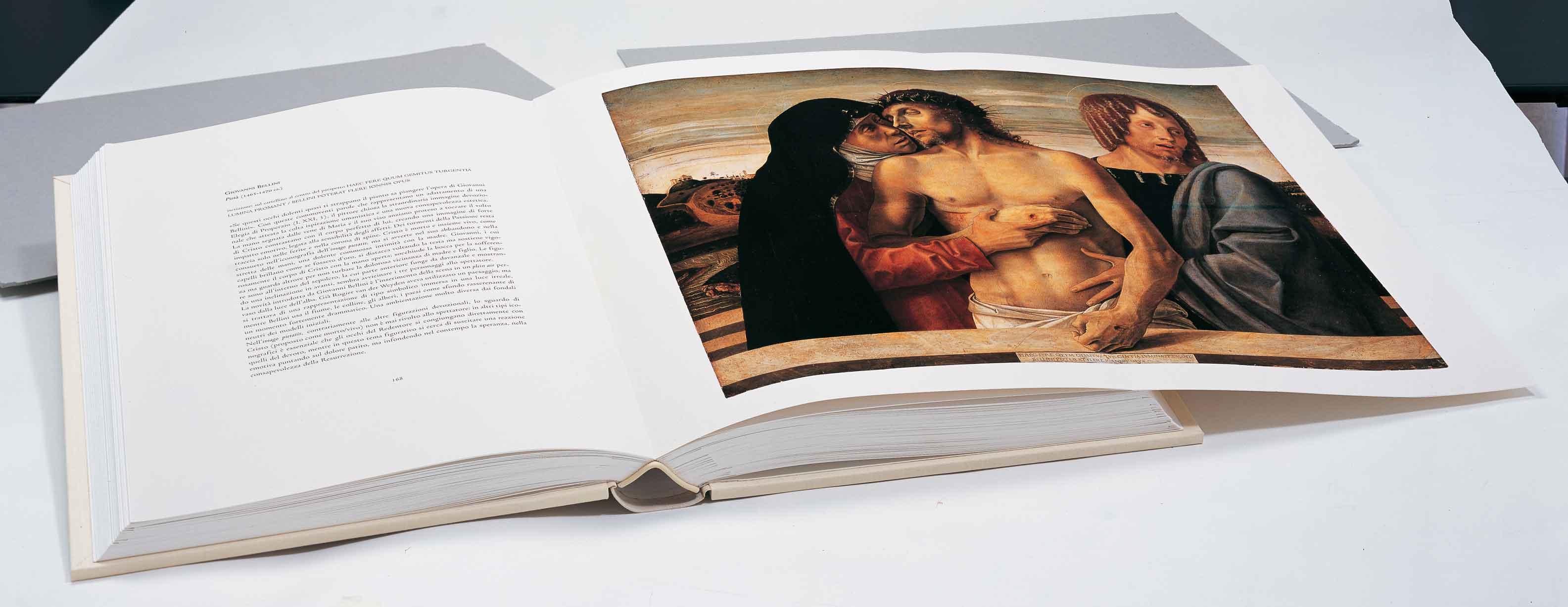 Volti di Cristo (volume aperto)