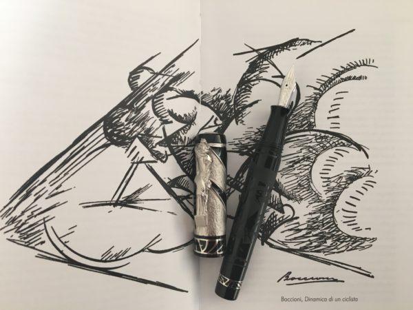 La stilografica 1916