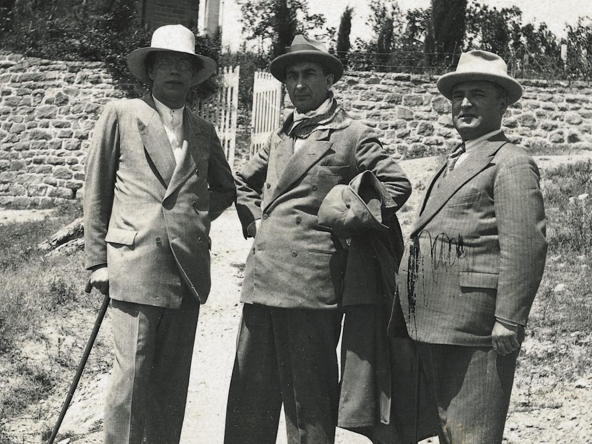 apini, Soffici e Attilio Vallecchi