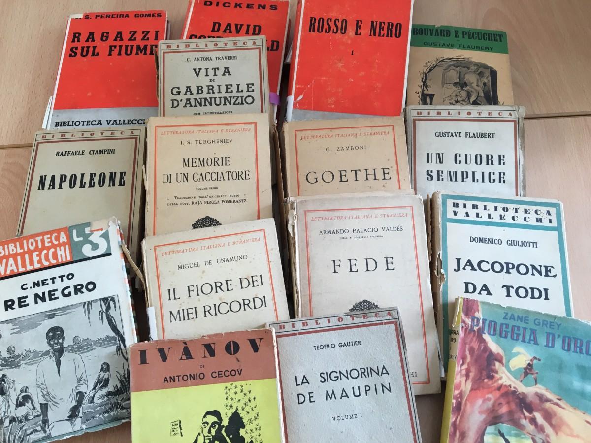 La Biblioteca Vallecchi