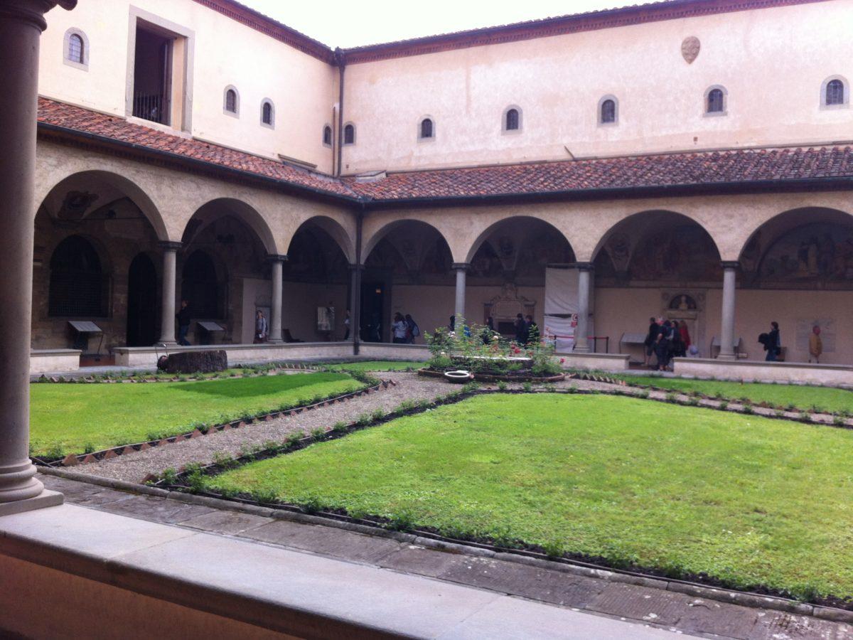 Chiostro di Sant'Antonino, San Marco Firenze