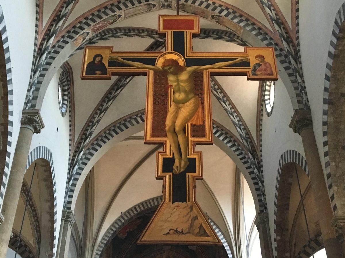 Crocifisso - Giotto - Santa Maria Novella, Firenze