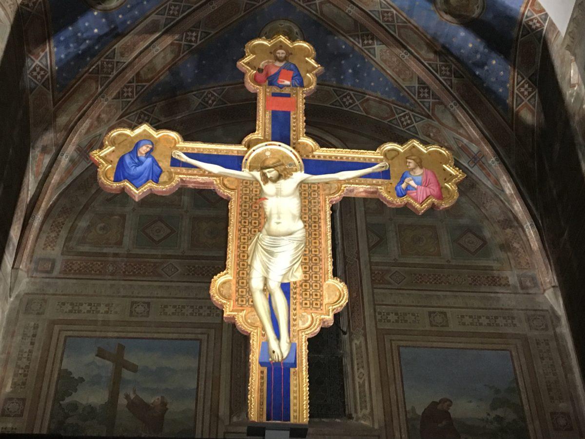 Crocifisso - Giotto - Chiesa di Ognissanti - Firenze