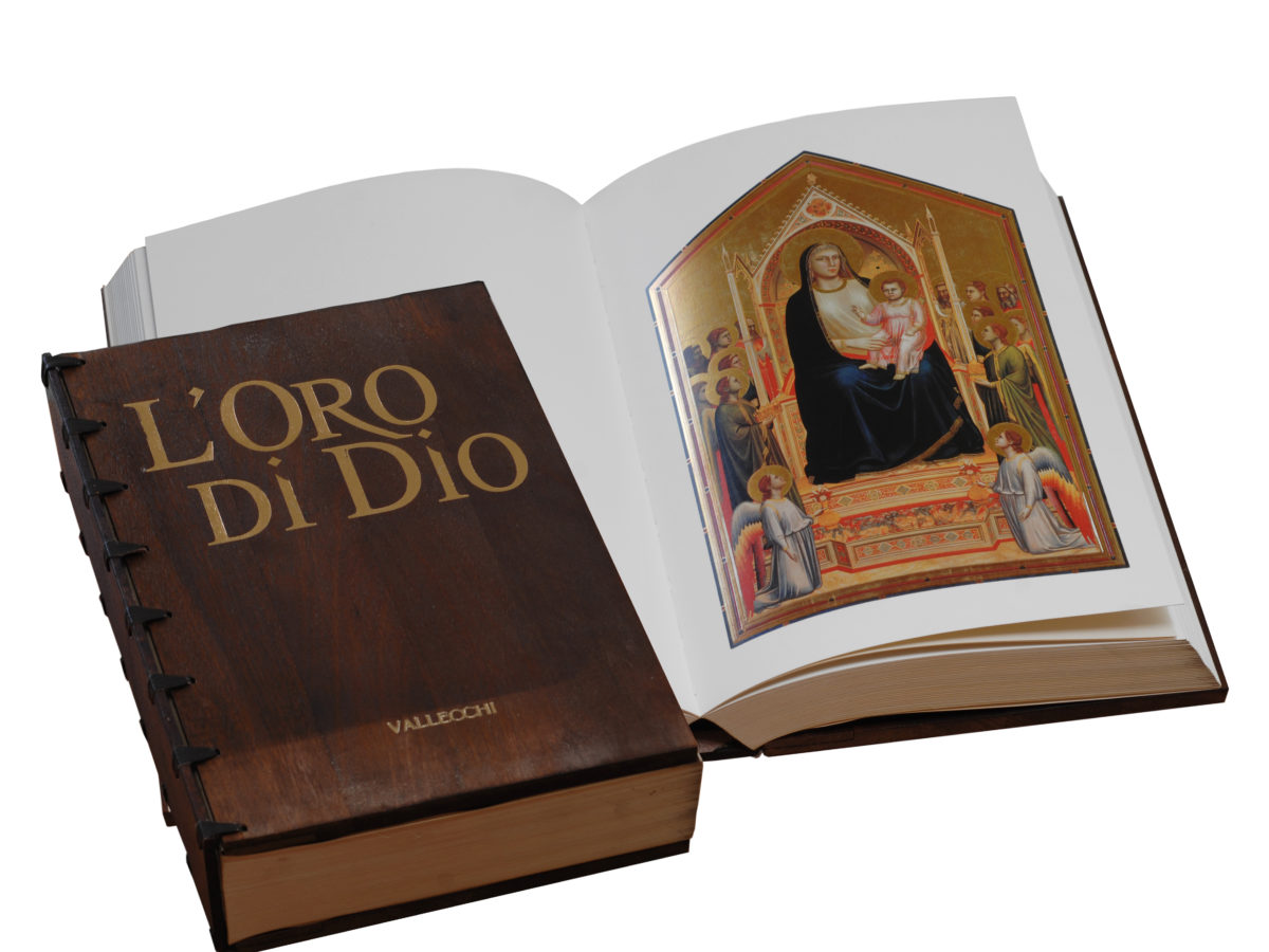 Oro di Dio - Giotto