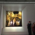 Adorazione dei Magi, Leonardo, Galleria degli Uffizi
