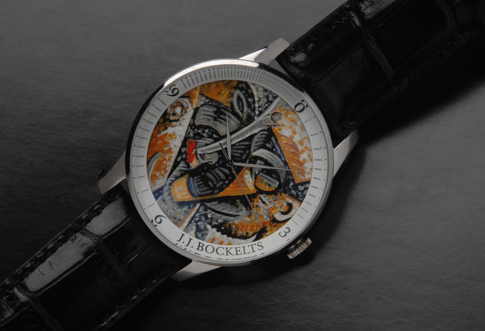 Orologio Novecento (Umberto Boccioni) anniversario