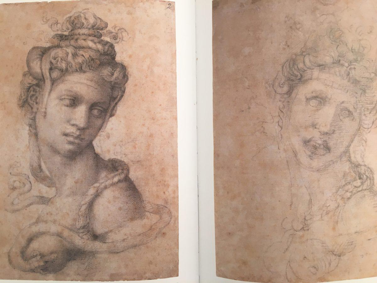 Tra I Disegni Di Michelangelo Per Tommaso De Cavalieri In Mostra Al